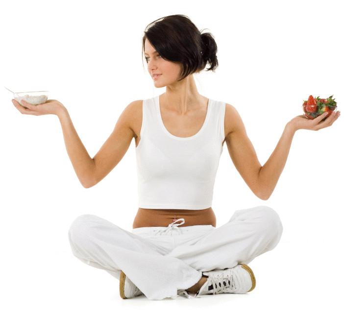 Йога похудеть питание