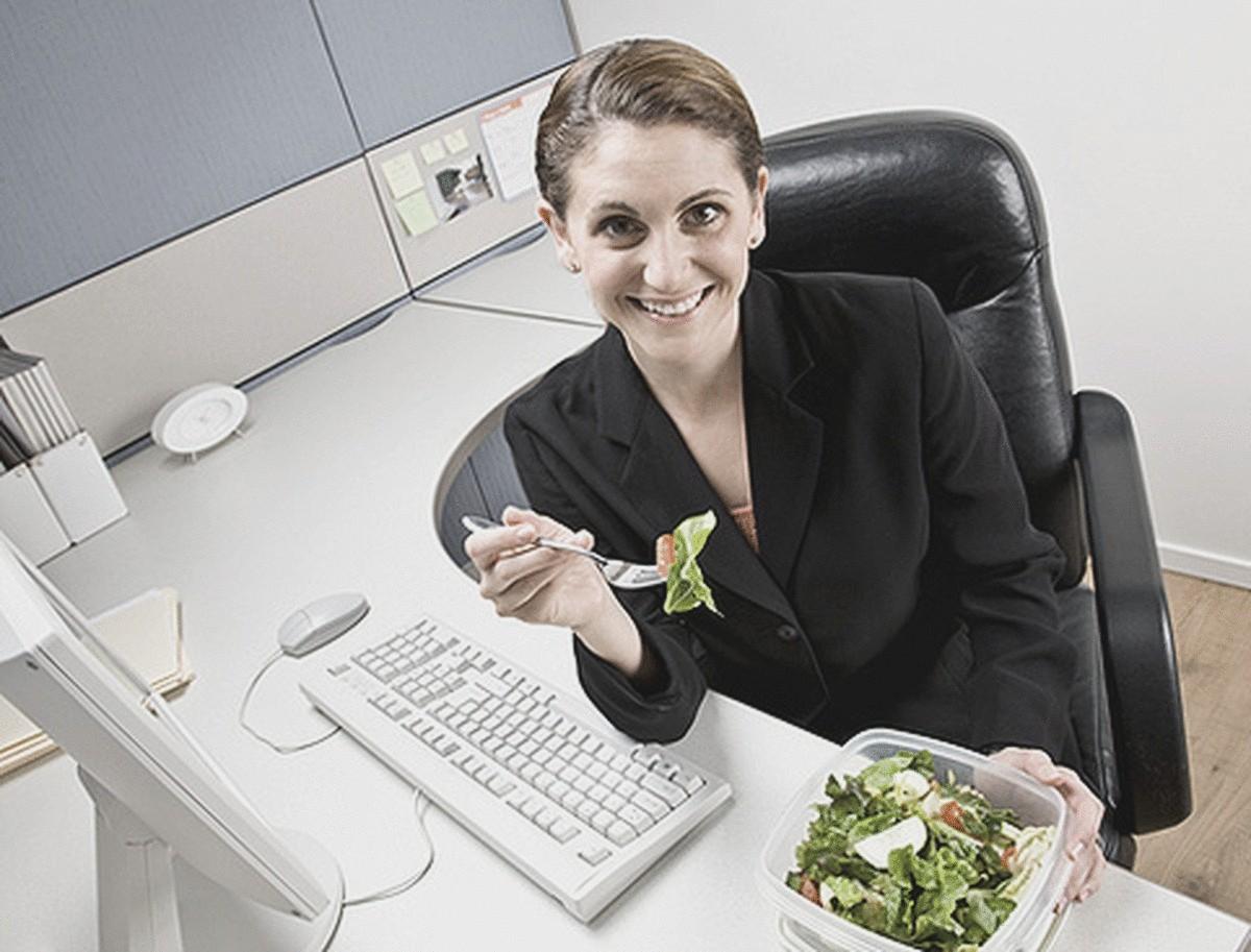 диета для офисного работника