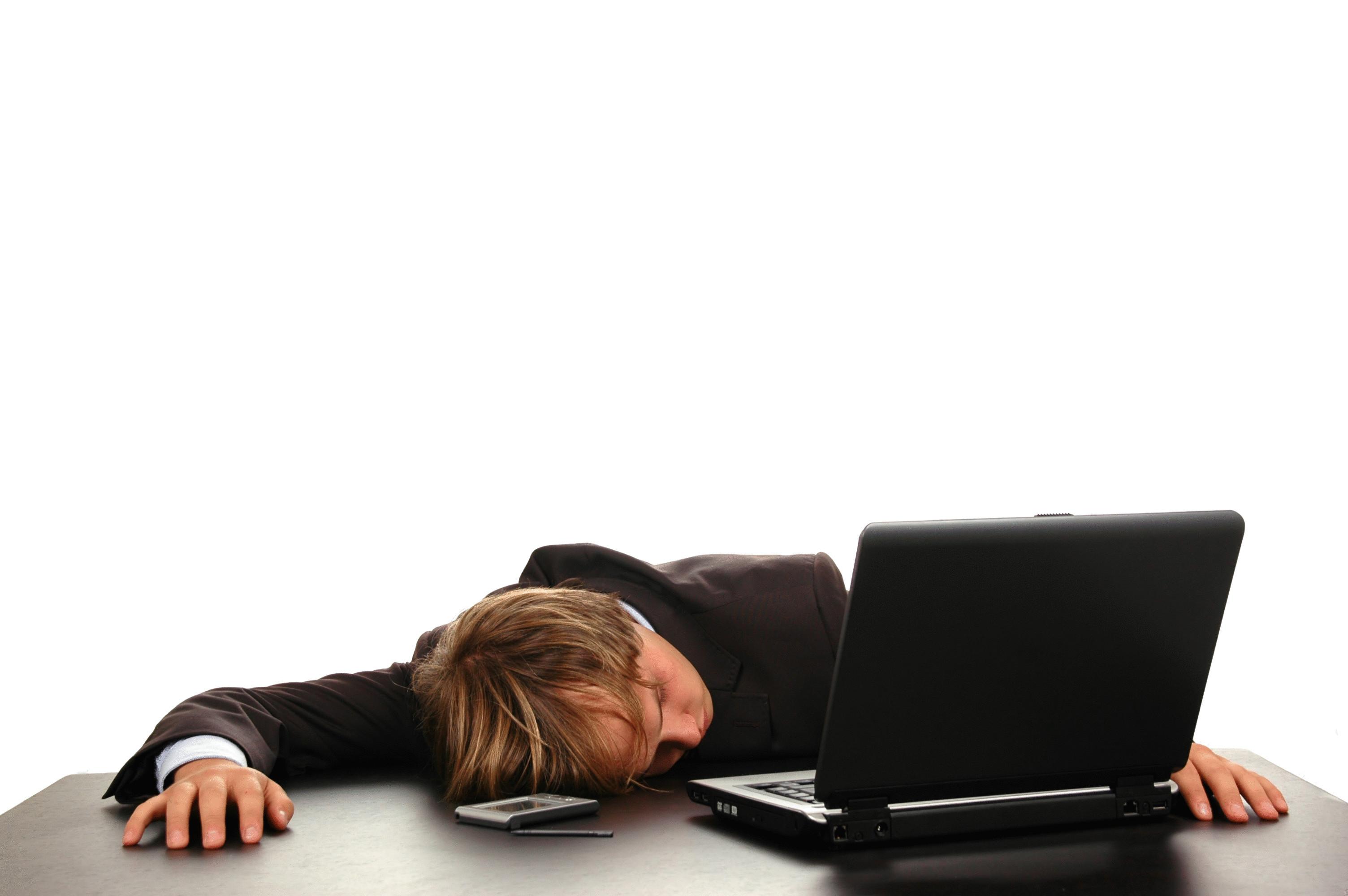 картинка спящий клиент обеденную зону