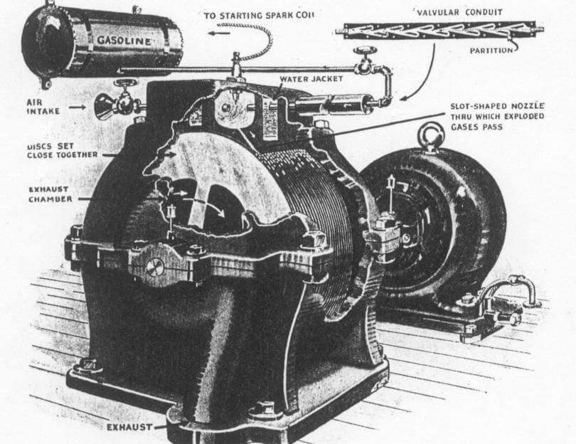 Самый простой паровой двигатель 377