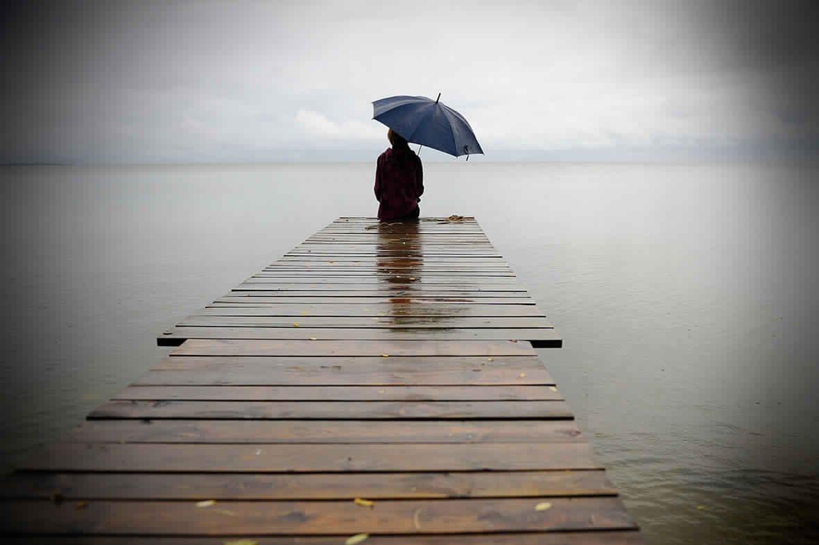 Открыток, картинки о одиночестве
