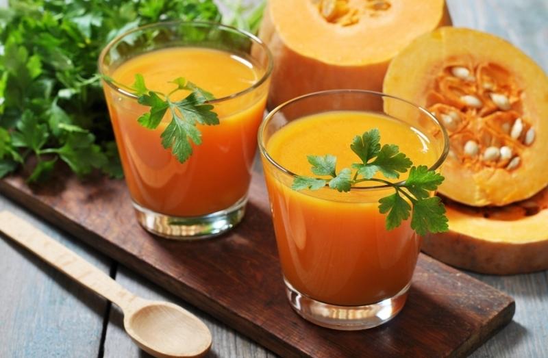 Сок из тыквы в домашних условиях рецепт