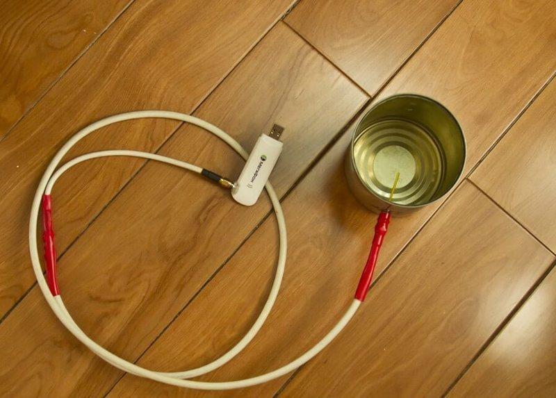 Как сделать антенна для телефона