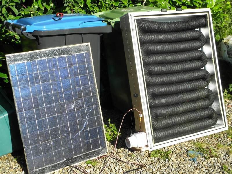 Теплообменник из сетки в воздушных солнечных коллекторах как расчитать пластинчатый теплообменник самому